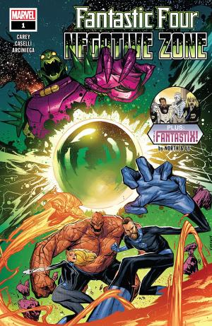 Fantastic Four - Negative Zone # 1 Issue (2019)