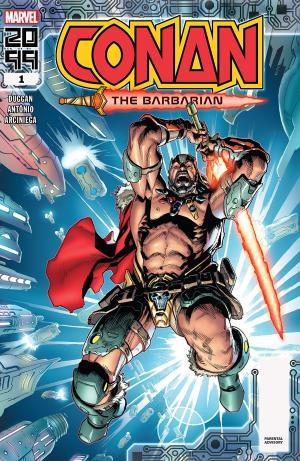 Conan 2099  Issue (2019)