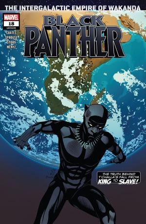 Black Panther 18 Issues V7 (2018 - Ongoing)