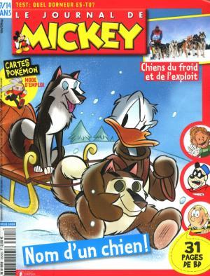 Le journal de Mickey 3525 Simple