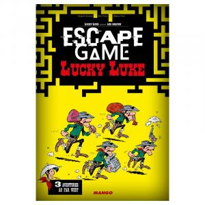 Escape 2 : Lucky Luke édition simple