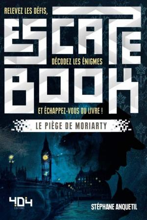 Escape Book : Le Piège de Moriarty édition simple