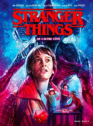 Stranger things édition TPB Hardcover (cartonnée)