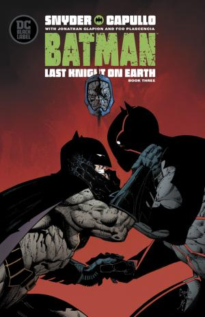 Batman - Last Knight on Earth # 3 Issues