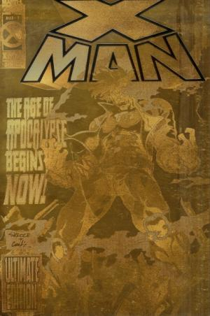 X-Man # 1 TPB softcover - Issues V1 (1995)