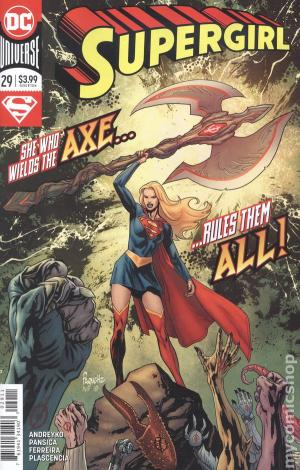 Supergirl 29 Issues V7 (2016 - Ongoing)
