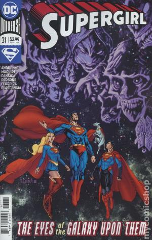 Supergirl 31 Issues V7 (2016 - Ongoing)