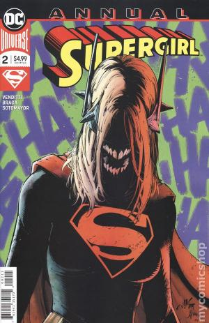 Supergirl 2 Issues V7 - Annuals (2017 - Ongoing)