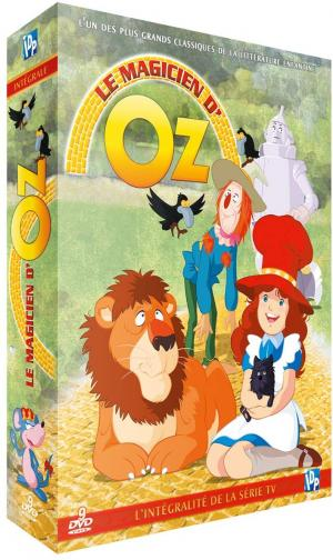 couverture, jaquette Le Magicien d'Oz  Intégrale (IDP)