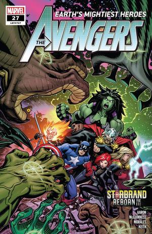 Avengers # 27
