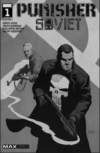 Punisher - Soviet # 1 Issues (2019 - 2020)