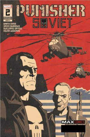 Punisher - Soviet # 2 Issues (2019 - 2020)