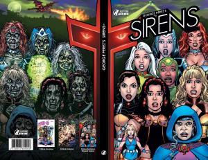 SIRENS édition  Edition exclusive Original Comics limitée à 150 e
