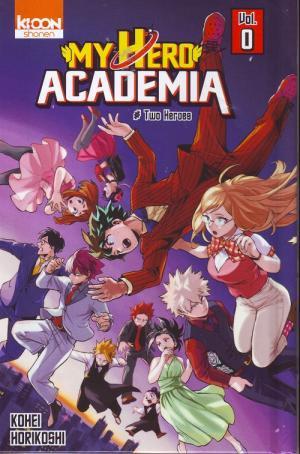 My Hero Academia  Mini-manga