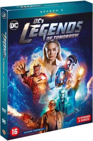 Legends of Tomorrow 3 - Saison 3