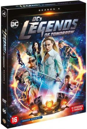 Legends of Tomorrow 4 simple