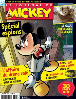 Le journal de Mickey 3526 Simple