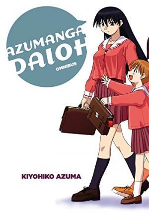 Azu Manga Daioh édition Omnibus