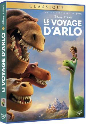 Le Voyage d'Arlo édition simple