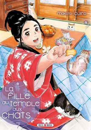 couverture, jaquette La Fille du Temple aux Chats 7  (soleil manga) Manga