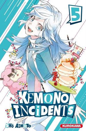 Kemono incidents 5 Simple