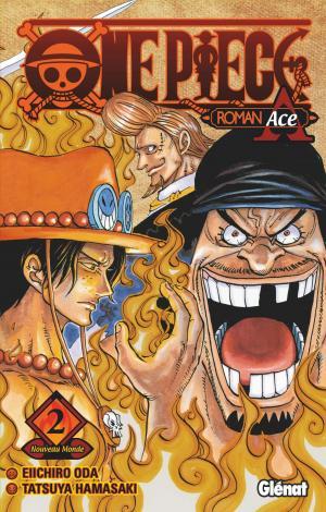 One Piece - Roman Ace 2 simple