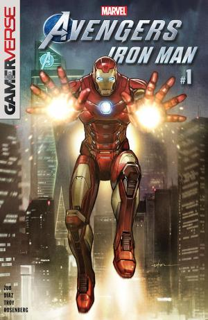 Marvel's Avengers - Iron Man édition Issue (2019)