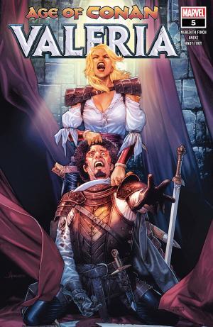 L'ère de Conan - Valeria # 5 Issues (2019)