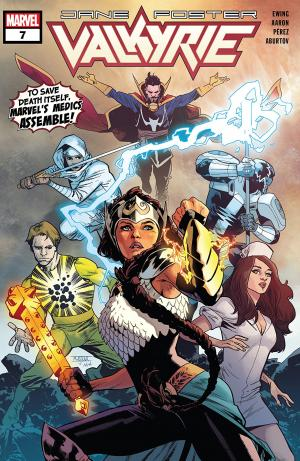 Valkyrie - Jane Foster 7 Issues (2019 - Ongoing)