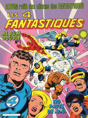 Une Aventure des Fantastiques édition Reliure Éditeur (1983 - 1986)