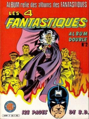 Une Aventure des Fantastiques # 2 Reliure Éditeur (1983 - 1986)