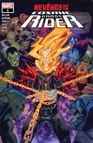 Revenge Of The Cosmic Ghost Rider édition Issues (2019 - 2020)