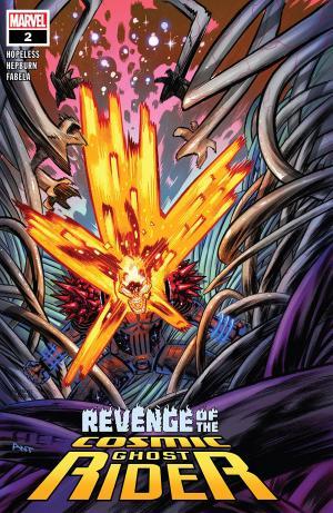 Revenge Of The Cosmic Ghost Rider 2