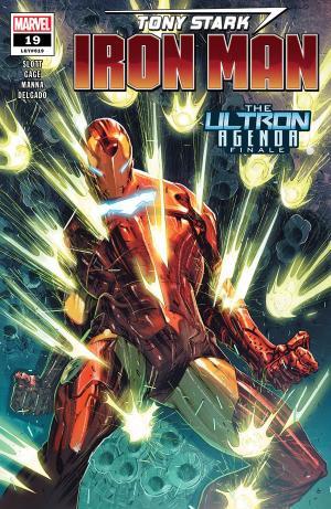 Tony Stark - Iron Man # 19