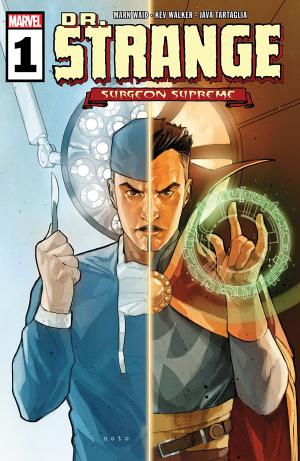 Dr. Strange édition Issues (2019 - Ongoing)