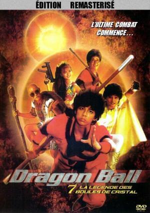 Dragon Ball, le film : La Légende des sept boules de cristal édition simple