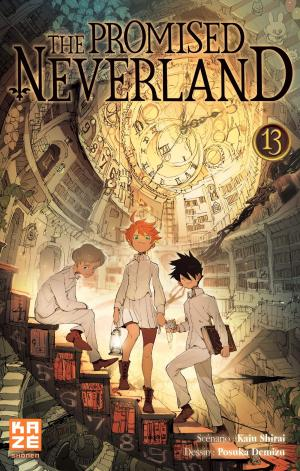The promised Neverland # 13
