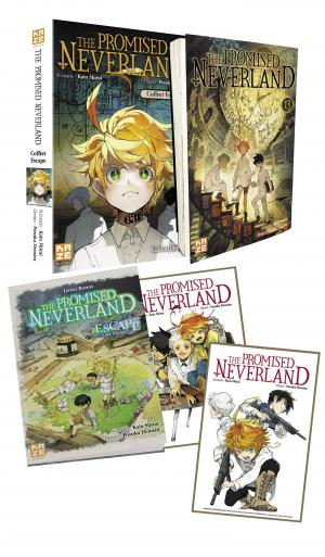 The promised Neverland édition Collector