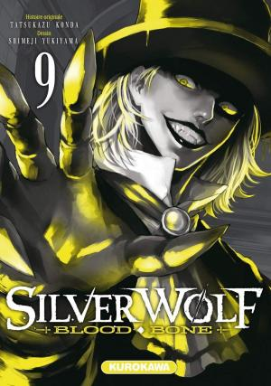 Silver Wolf Blood Bone # 9