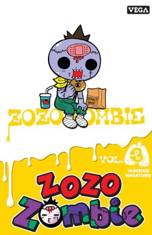 Zozozo Zombie # 3