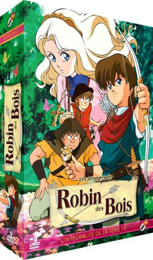 Les Aventures de Robin des Bois édition Intégrale