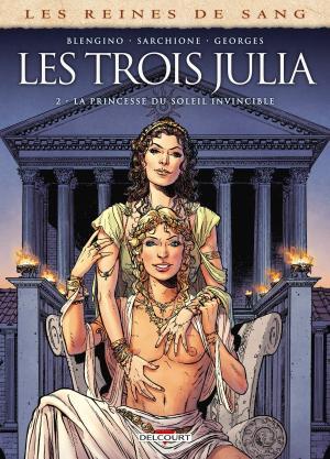 Les reines de sang - Les trois Julia 2 simple