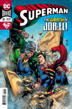 Superman # 10 Issues V5 (2018 - Ongoing)