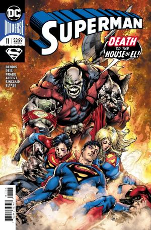 Superman # 11 Issues V5 (2018 - Ongoing)