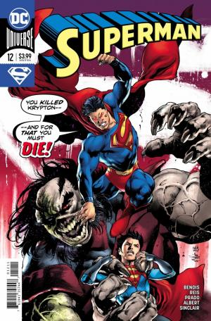 Superman # 12 Issues V5 (2018 - Ongoing)