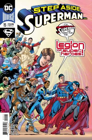Superman # 15 Issues V5 (2018 - Ongoing)