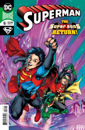 Superman # 16 Issues V5 (2018 - Ongoing)