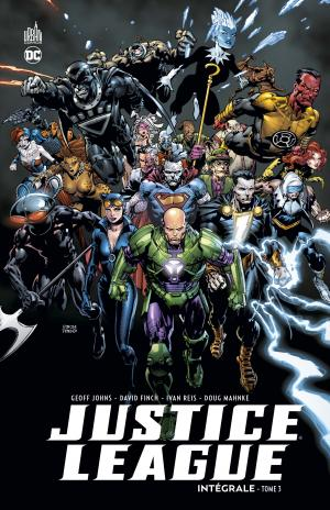 Justice League # 3 TPB hardcover - Issues V2 - Intégrale