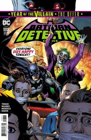 Batman - Detective Comics # 1008 Issues V1 Suite (2016 - Ongoing)