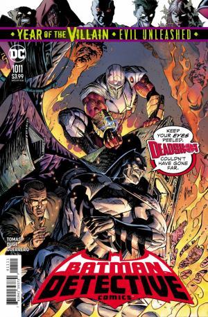 Batman - Detective Comics # 1011 Issues V1 Suite (2016 - Ongoing)